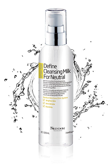 Define-Cleansing-Milk-For-Neutral -220ml