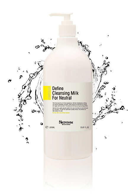 Define-Cleansing-Milk-For-Neutral -1000ml